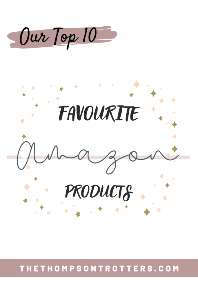 Our Top 10 Favourite Amazon Products of all time! We think these Amazon products are the BEST as we've had them for years! Bonus: They're all on sale!