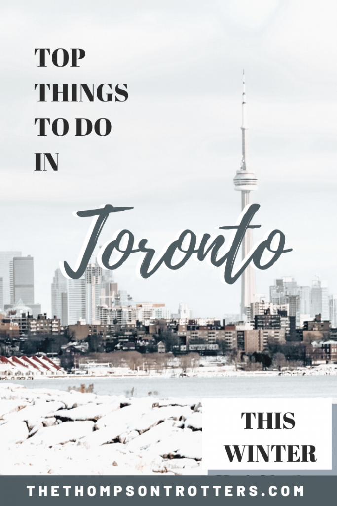 Best things to do in Toronto this holiday season!