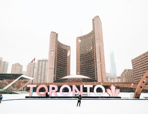 Nathan Philips Square Toronto