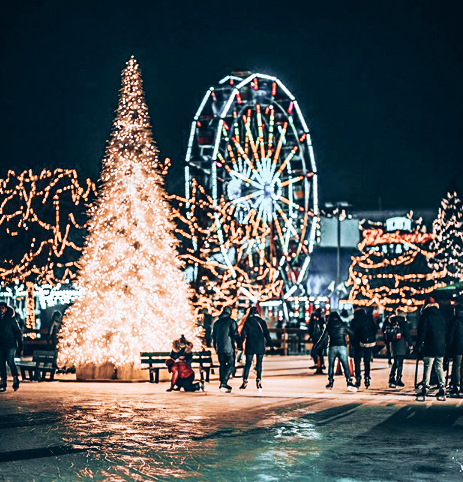 Toronto Events: Aurora Winter Festival