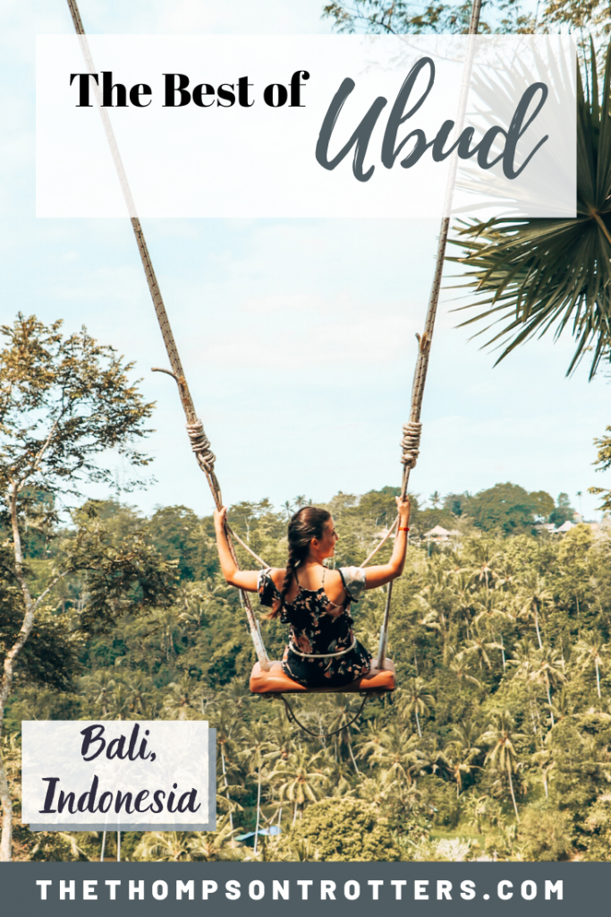 The Best of Ubud, Bali