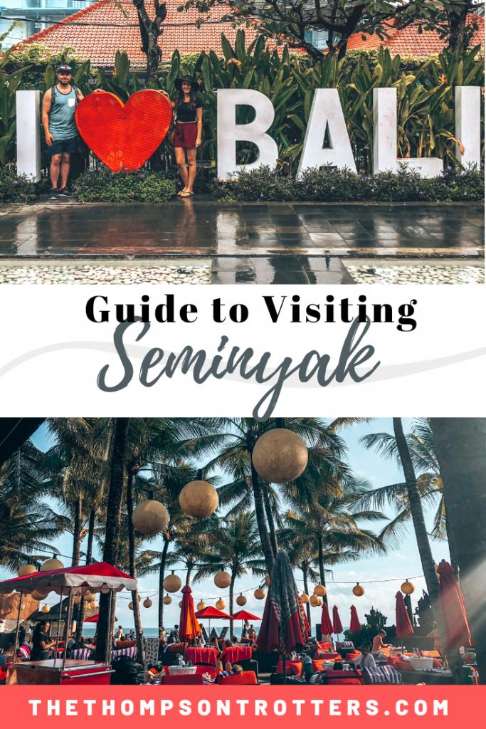 Guide to Visiting Seminyak Bali