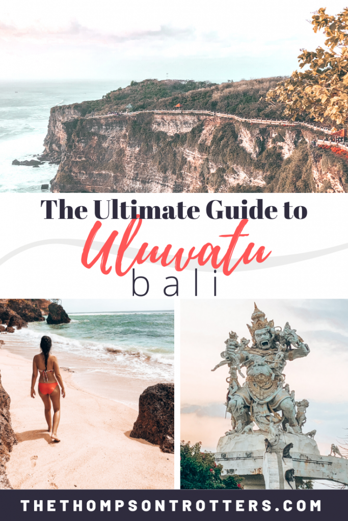 The Ultimate Guide to Uluwatu Bali