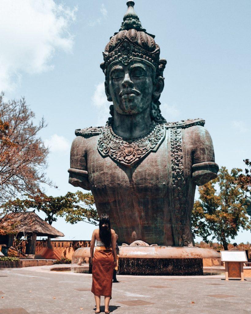 GWK Cultural Park in Uluwatu, Bali