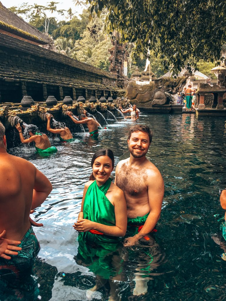 Holy Water Temple Ubud Bali - Bali Itinerary: 10 Days in Paradise