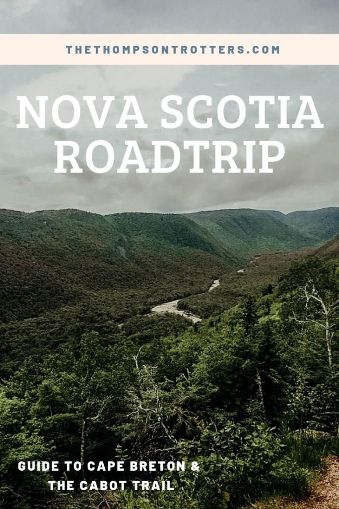 Nova Scotia Road Trip: Guide to Cape Breton & The Cabot Trail